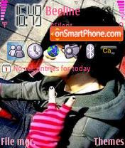 Emoboy theme screenshot
