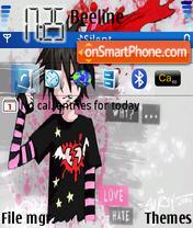 Emo 13 es el tema de pantalla
