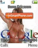 Google 02 es el tema de pantalla