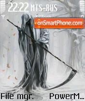 Death 02 es el tema de pantalla