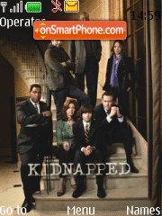 Kidnapped1 theme screenshot