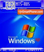 XP Orignal theme screenshot