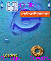 Loading Animated theme screenshot