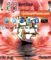 Ship es el tema de pantalla