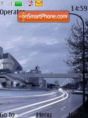 Dushanbe theme screenshot