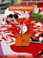 Kill Kenny theme screenshot