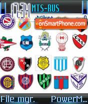 Futbol Argentino es el tema de pantalla