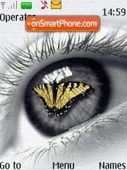 Butterfly Eye es el tema de pantalla