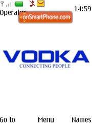 Vodka theme screenshot
