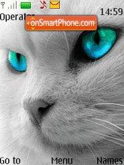 The Cat theme screenshot