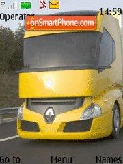 Renault Beast theme screenshot
