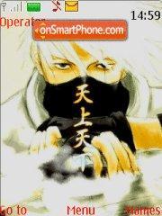 Kakashi theme screenshot