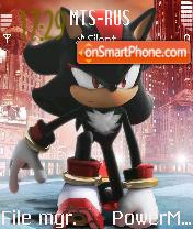 Sonic 04 es el tema de pantalla