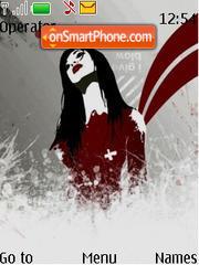 Lonelyness theme screenshot