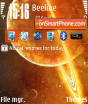 Cosmos2000 by M&G theme screenshot