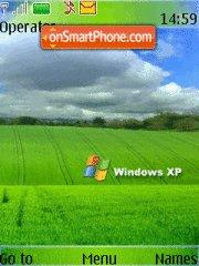 Xp Green tema screenshot
