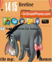Donkey 320 es el tema de pantalla