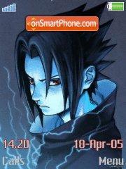 Sasuke1 es el tema de pantalla