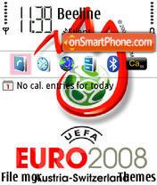 Uefa 2008 es el tema de pantalla