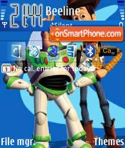 Toy Story 03 es el tema de pantalla