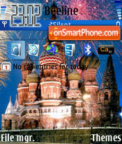 Moscow 81 theme screenshot