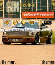 Ford GT TuningCar es el tema de pantalla