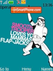 Star Wars es el tema de pantalla