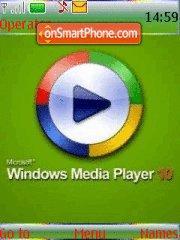 Window Player es el tema de pantalla