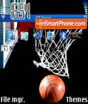Basketball 02 es el tema de pantalla