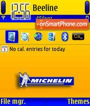 Michelin theme screenshot