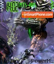 Alien vs Predator es el tema de pantalla