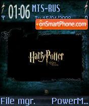 Harry Potter 16 es el tema de pantalla
