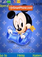 Lv Mickey theme screenshot
