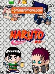 Naruto 17 tema screenshot