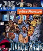 Thundercats 02 es el tema de pantalla