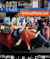 Friends 05 es el tema de pantalla