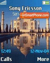 Taj Mahal 01 es el tema de pantalla