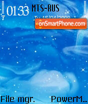 SkyScape S60v2 es el tema de pantalla