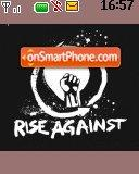 Rise Against 04 theme screenshot