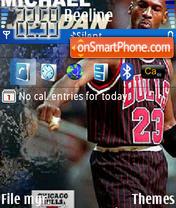 Michael Jordan es el tema de pantalla