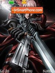 Devil May Cry 05 es el tema de pantalla