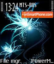 Digital Flowers V2 es el tema de pantalla