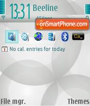 Chameleon Plus Default es el tema de pantalla