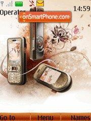 Nokia Lambour es el tema de pantalla