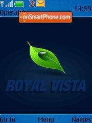 Royal Vista theme screenshot