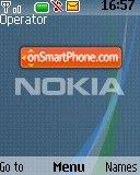 Nokia Simple theme screenshot