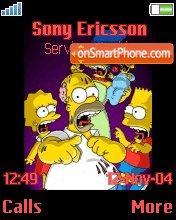 Simpsons Hellowin es el tema de pantalla