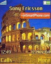 Colosseum es el tema de pantalla