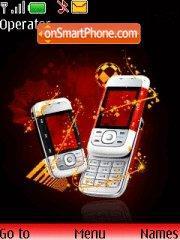 Nokia 5300 es el tema de pantalla