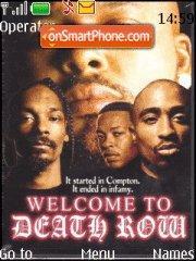 Death Row 01 es el tema de pantalla